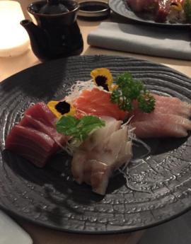 sashimi medio