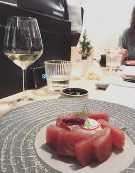 sashimi piccolo