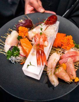 sashimi selezione